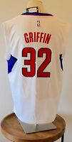 New NBA Los Angeles Clippers Blake Griffin #32 Men's Adidas Jersey Adult Large L