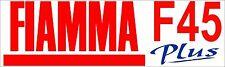 FIAMMA STICKER F45 Plus   Caravan Motorhome   Rapido-Pilote-Swift-Hymer  (BB046)