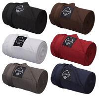 LeMieux TAIL BANDAGE Wrap Stable/Travel Black/Brown/Burgundy/Grey/Navy/White