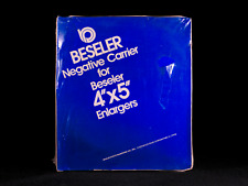 Beseler 8312 6x6cm Negative Carrier for Film