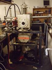 Leybold Trivac D65B Vakuum Pumpe + Edwards Mechanische Booster + Kammer Labor