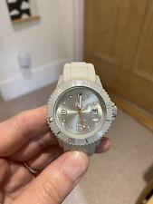 Ice Watch Grey. Unisex, Ladies, Mens. Date 5atm Water Resistant.