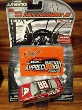 2017 Wave 88 Dale Jr. Last Ride NASCAR Authentics 1/64 $1 COMBINED SHIPPING