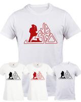 T-shirt Vasco Rossi blasco ottimo cotone bianca uomo donna concerto rock musica