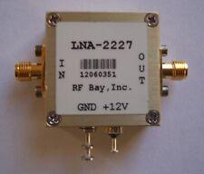 2.2-2.7GHz Geräuscharm Verstärker, LNA-2227, Neu, SMA