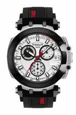 NEW Tissot Men's Swiss Chronograph T-Sport T-Race WatchT115.417.27.011.00