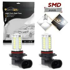 1Pair 9006 9006XS HB4 Ultra Bright White Led Bulbs for Fog Driving Light Lamps