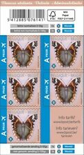 Belgium**BUTTERFLY VANESSA ATALANTA-BOOKLET 5stamps-PAPILLONS-Vlinders-2013-MNH