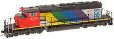 Intermountain HO-Scale EMD SD40-2W Locomotive Canadian National/CN Expo 86 (DCC)