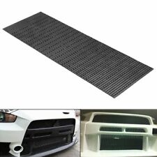 Honeycomb Black ABS Plastic Vent Car Tuning Universal Grill Mesh