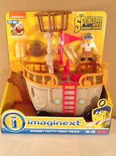 Imaginext Spongebob Krabby Patty Food Truck. New