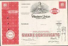 DECO => THE WESTERN UNI*N, Telegram Company (USA) (P)