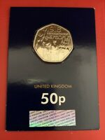2018 Representation of The People Act 50p Fifty Pence Coin UNC or BU