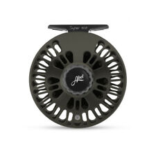 Abel Super 9/10 Fly Reel Satin Slate Series NEW FREE SHIPPING