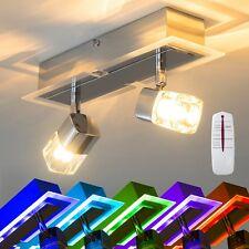 Plafonnier LED Lampe suspension Changeur de couleur Éclairage de couloir 144484