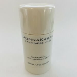 Donna Karan Cashmere Mist Deodorant Stick 1.7 Oz Antiperspirant 🌟 Ships Today