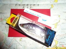 "DUEL FORTE 85 LURE NEW DUEL 85MM 20G 3 3/8"" 3/4 OZ SINKING LURE GRAY W/ SPOTS"