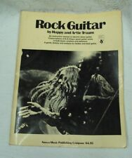 Rock Guitar Happy & Artie Traum 1969 Pb Instruction Manual Electric Blues Guitar