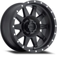 "Method Wheels MR30168080500 MR301 The Standard Series 8 x 6.5"" Bolt Pattern"