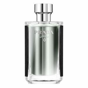 Prada L'Homme EdT 150 ml Eau de Toilette for Men New & Sealed