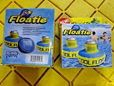 2 PACK Floating Drink Cooler HUGGIE - Cool Float - Floatie - New BLOW OUT SALE