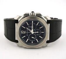 Bulgari Octo Automatic Chronograph Black Dial 102103 BGO41BSLDCH  Watch