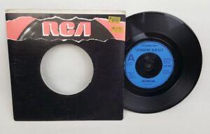 "Spandau Ballet Instinction Vintage Vinyl 7"" 45rpm 1982 1st UK Press CHS 2602 VG+"