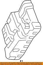 FORD OEM 15-18 Edge-Body Control Module FU5Z15604D