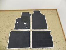 Fiat Panda Fußmatten Satz Automatte Autoteppich car carpet 50900990 NEU ORIGINAL