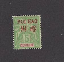 FRENCH OFFICES IN CHINA - HOI HAO - 4 - 5 - MH - 1901- PEACE & COMMERCE