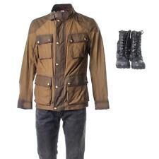 The Lovebirds Moustache Paul Sparks Screen Worn Jacket Pants & Shoes Sc 64-65