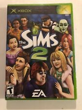 Sims 2 (Microsoft Xbox, 2005) Brand New & Factory Sealed!   Excellent Condition!