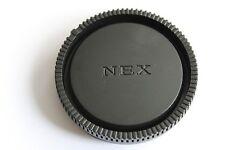 SONY NEX  E - MOUNT Objektiv Deckel  Rückdeckel Objektivdeckel Rear Lens Cap