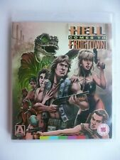 Hell Comes to Frogtown (Blu-ray + DVD, 2013) Donald G. Jackson & R.J. Kizer