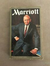 Marriott by Marriott (Trade Paperback)