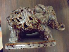 Nice Ceramic Elephant 9x6 From Trunk to tail