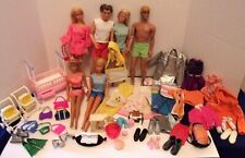 Vintage 60's Original Malibu Barbie Mattel Dolls & Ken Clothing & Accessories