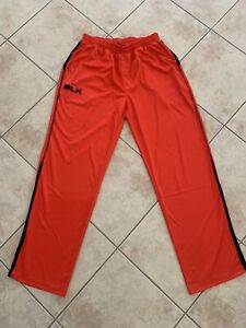 SACA Redbacks Cricket Player Issue One Day Cup Matador Cup Playing Pants BLK
