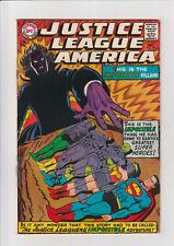 Justice League of America #59 (Dec 1967, DC)  VG