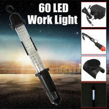 Rechargeable Portable 60 LED Work Light Working Inspection Cordless Lamp Torch
