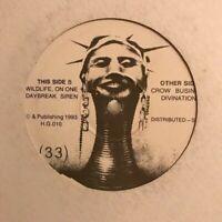 "Holy Ghost Inc - Wildlife On One 12"" Vinyl Old Skool Hardcore Techno Rave 1993"