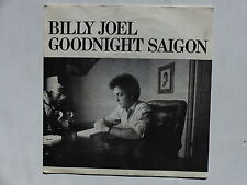 45 tours BILLY JOEL Goodnight saigon 3029