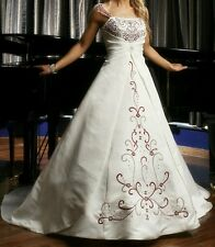 Wedding dress HAPPY TO END EARLY  will post at buyers expense