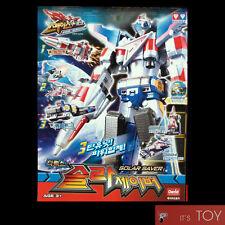 Gaint Saver Space Deleter Deluxe Solar Saver Transformers Figure set Audley