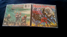 Iron Maiden NUMBER OF THE BEAST Original First issue CD HOLLAND CDP 7 463642 1