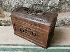 A Finely Carved Sandalwood  Chinese Box
