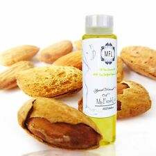 100% PURE ORGANIC APRICOT KERNEL OIL COLD PRESSED 2 oz COOKING 22