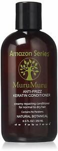 Conditionneur Kératin Anti-Frizz MuruMuru (250 ml) - Amazon Series