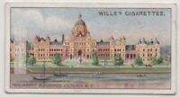 Parliment Buildings Victoria British Columba Canada Province 100+ Y/O Trade Card