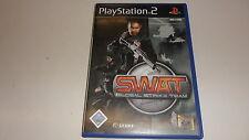 PlayStation 2 PS 2 SWAT-Global Strike Team